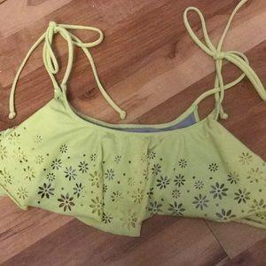 Victoria secret/pink bathing suit top